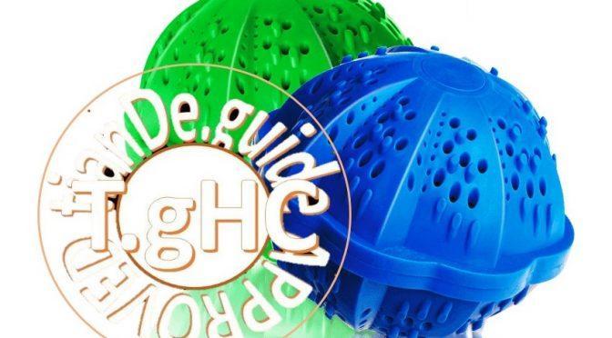 144301 Ecoesferas – bolas de turmalina para lavado, TianDe